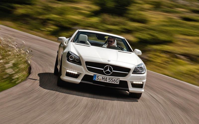 Фото Mercedes SLK AMG