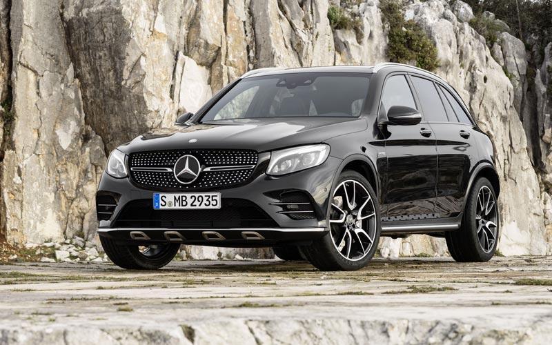 Фото Mercedes GLC 43 AMG