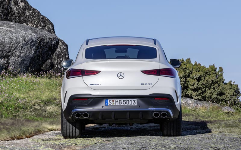 Фото Mercedes GLE 53 AMG Coupe