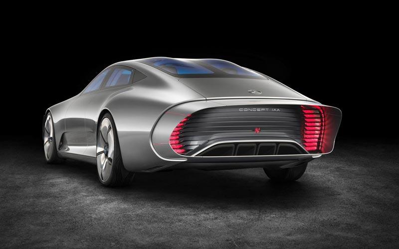 Фото Mercedes IAA Concept
