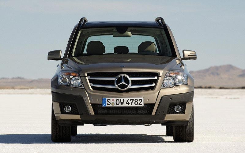 Фото Mercedes GLK  (2008-2012)