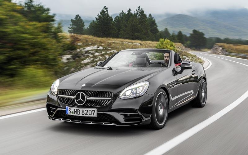 Фото Mercedes SLC 43 AMG