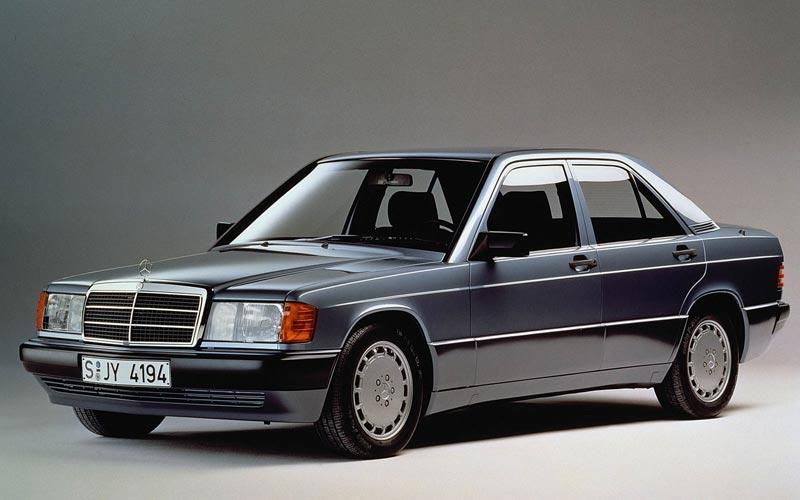 Фото Mercedes 190