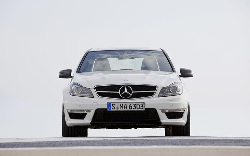 Фото Mercedes C-Class AMG  (2011-2013)