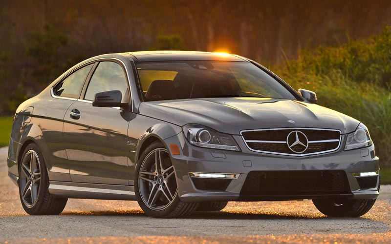 Фото Mercedes C-Class AMG Coupe  (2011-2014)