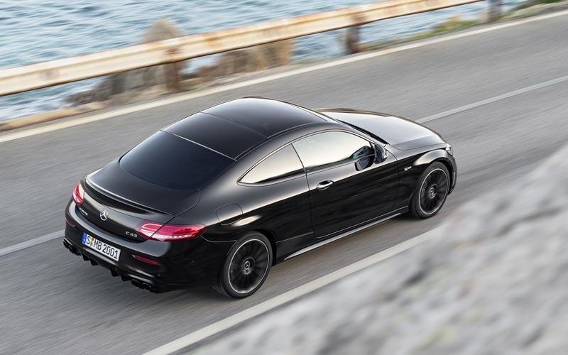 Фото Mercedes C43 AMG Coupe