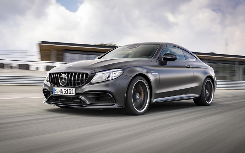 Фото Mercedes C-Class AMG Coupe
