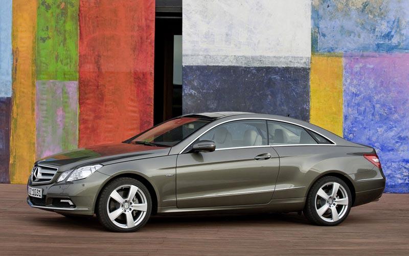 Фото Mercedes E-Class Coupe  (2009-2012)