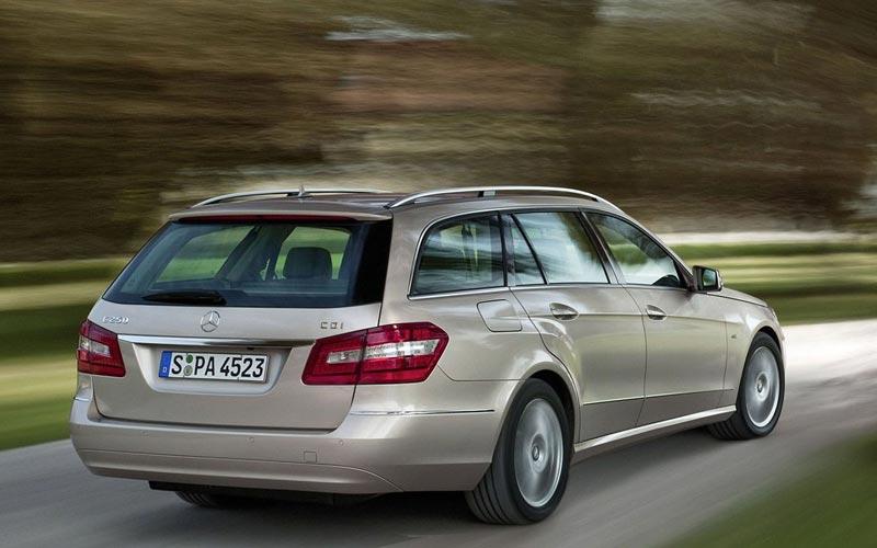 Фото Mercedes E-Class Touring  (2009-2012)