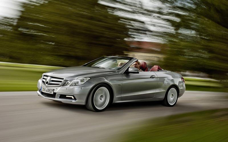 Фото Mercedes E-Class Cabrio  (2010-2012)