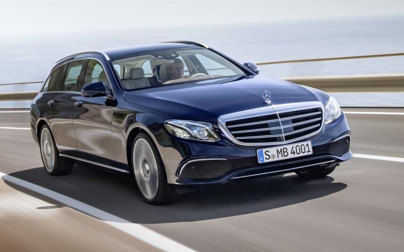 Фото Mercedes E-Class Estate