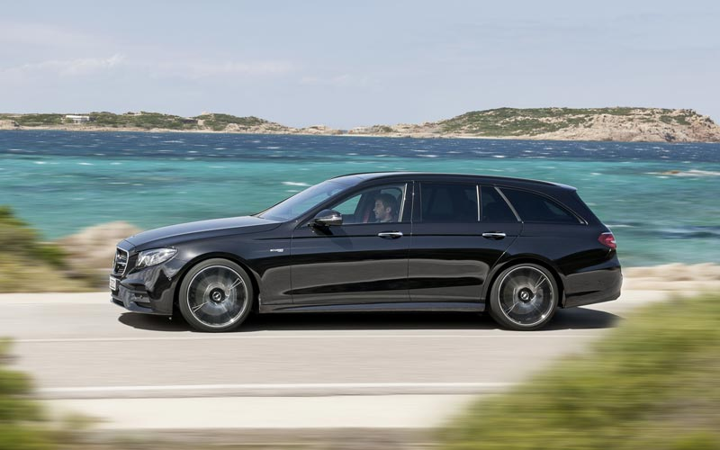 Фото Mercedes E43 AMG Estate  (2016-2020)
