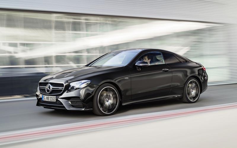 Фото Mercedes E53 AMG Coupe