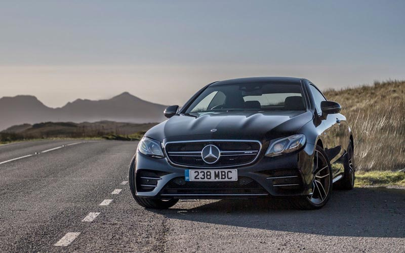 Фото Mercedes E53 AMG Coupe