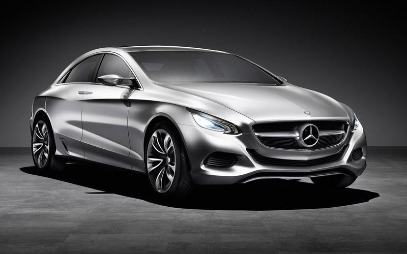 Фото Mercedes F800 Style Concept