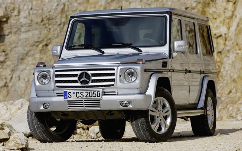 Фото Mercedes G-Class  (2008-2012)