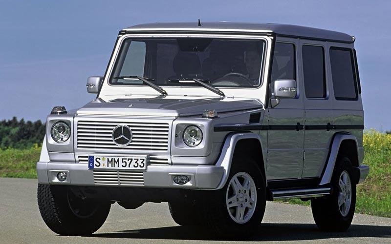 Фото Mercedes G-Class  (2006-2008)