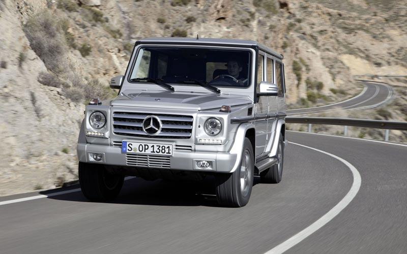 Фото Mercedes G-Class