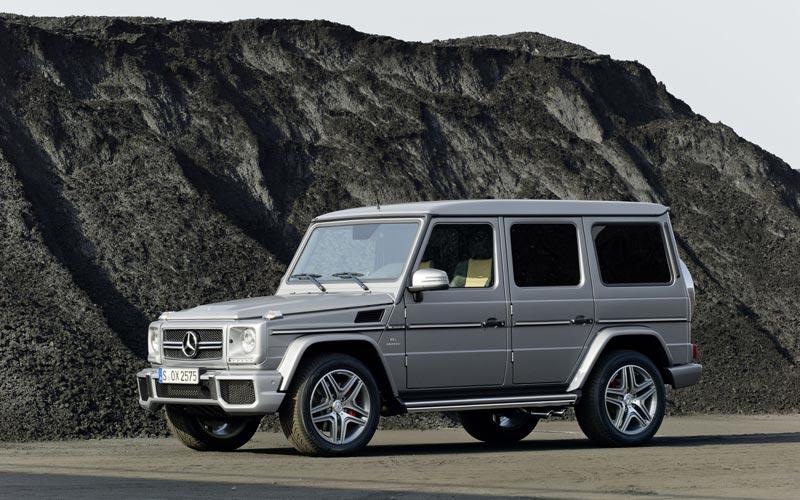 Mercedes g фото