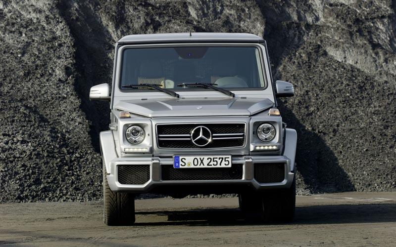 Фото Mercedes G-Class AMG