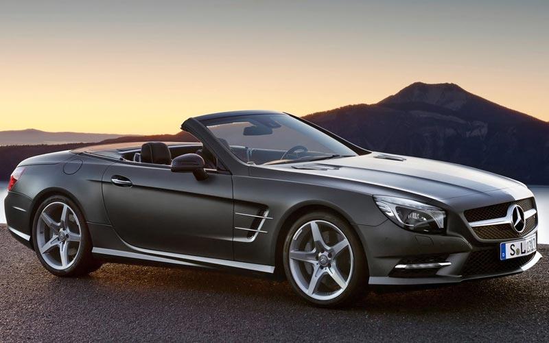 Фото Mercedes SL  (2012-2015)