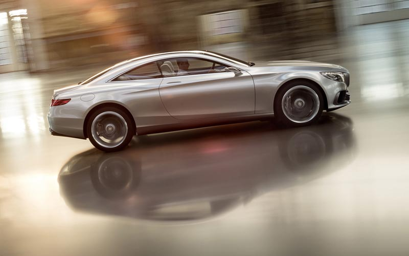 Фото Mercedes S-Class Coupe Concept