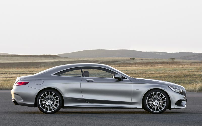 Фото Mercedes S-Class Coupe  (2014-2017)