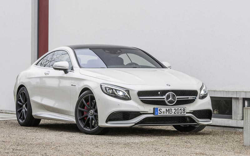 Фото Mercedes S63 AMG Coupe  (2014-2017)