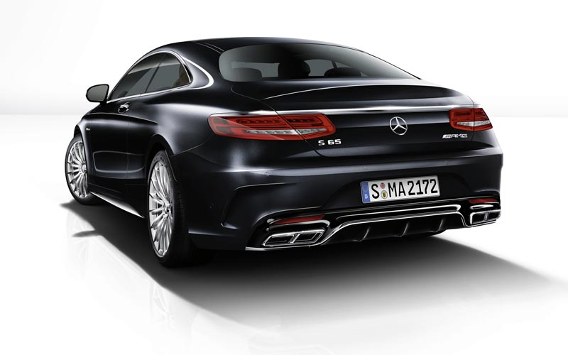 Фото Mercedes S65 AMG Coupe  (2014-2017)