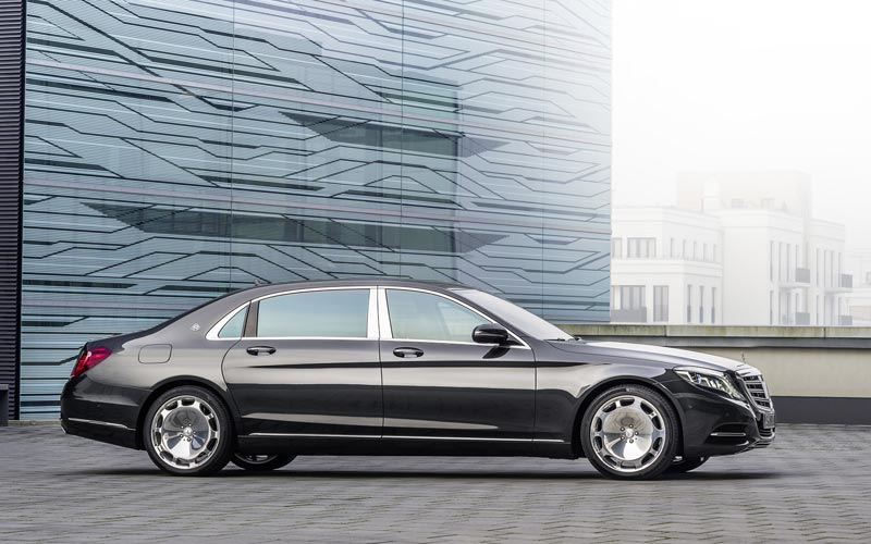 Фото Mercedes S-Class Maybach  (2015-2017)
