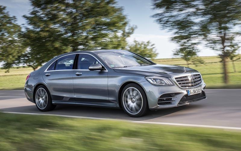 Фото Mercedes S-Class
