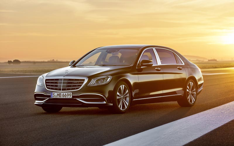 Фото Mercedes S-Class Maybach