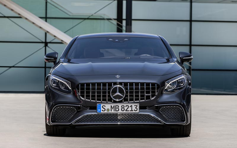 Фото Mercedes S65 AMG Coupe