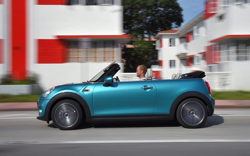Фото Mini Cabrio