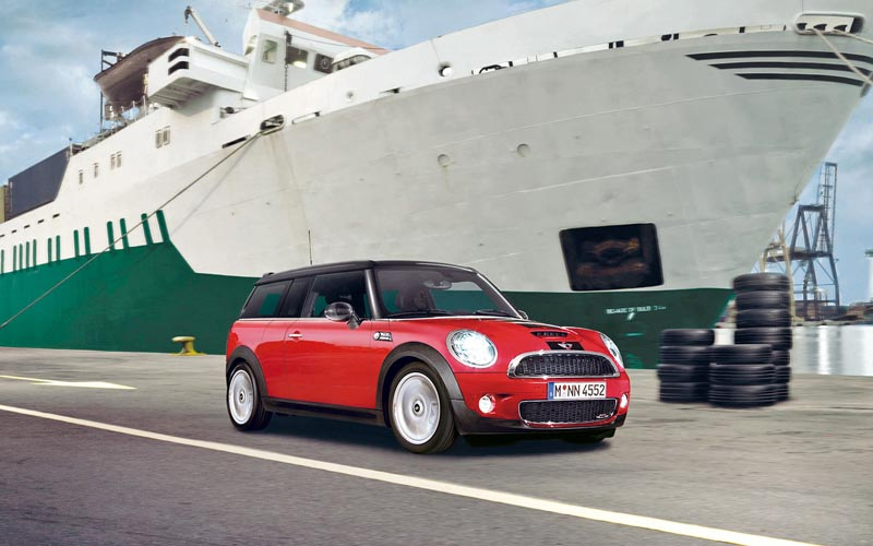 Фото Mini Clubman John Cooper Works  (2008-2015)