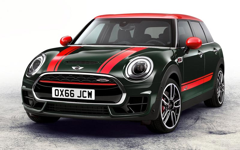 Фото Mini Clubman John Cooper Works