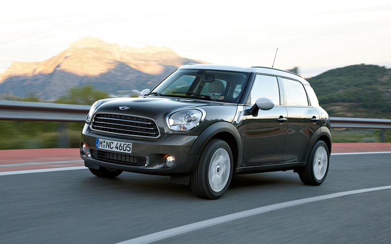 Фото Mini Countryman  (2010-2016)