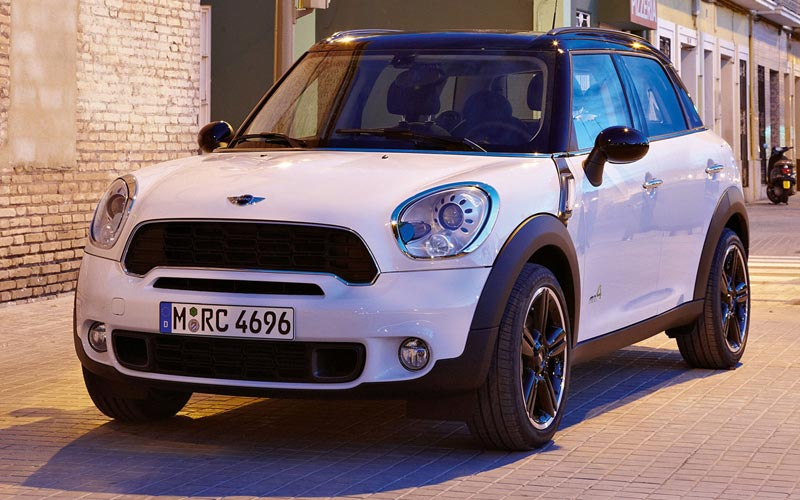 Фото Mini Countryman Cooper S  (2010-2016)