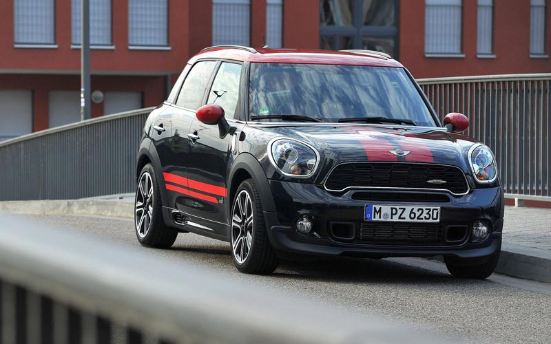 Фото Mini Countryman John Cooper Works  (2012-2016)
