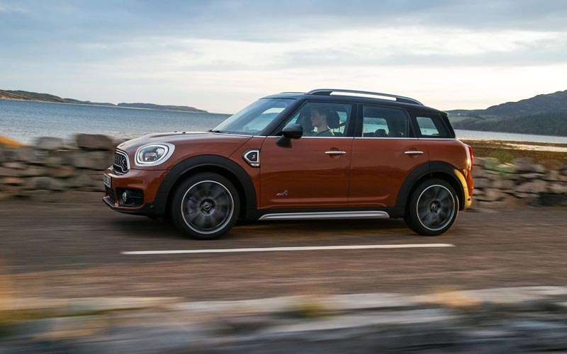 Фото Mini Countryman