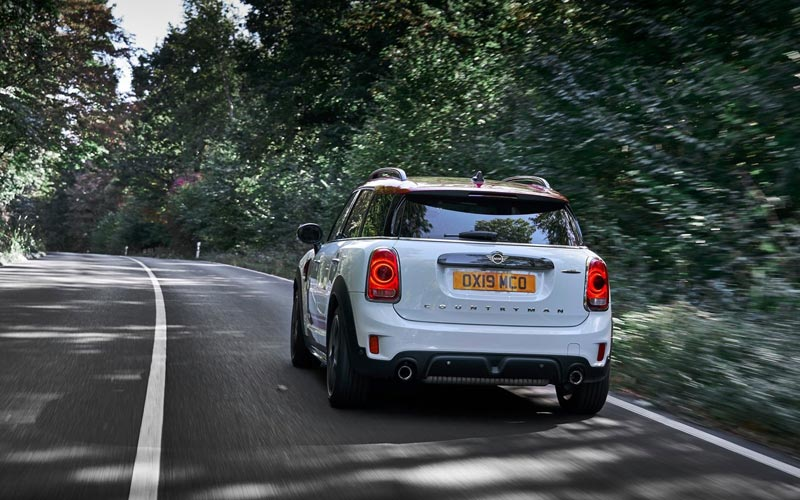 Фото Mini Countryman John Cooper Works