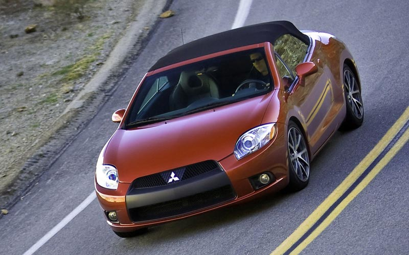 Фото Mitsubishi Eclipse Spyder