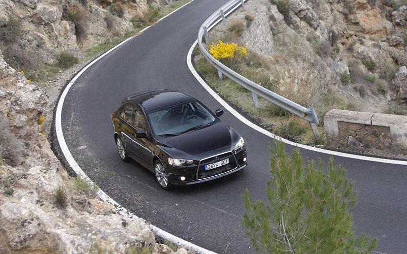 Фото Mitsubishi Lancer Sportback