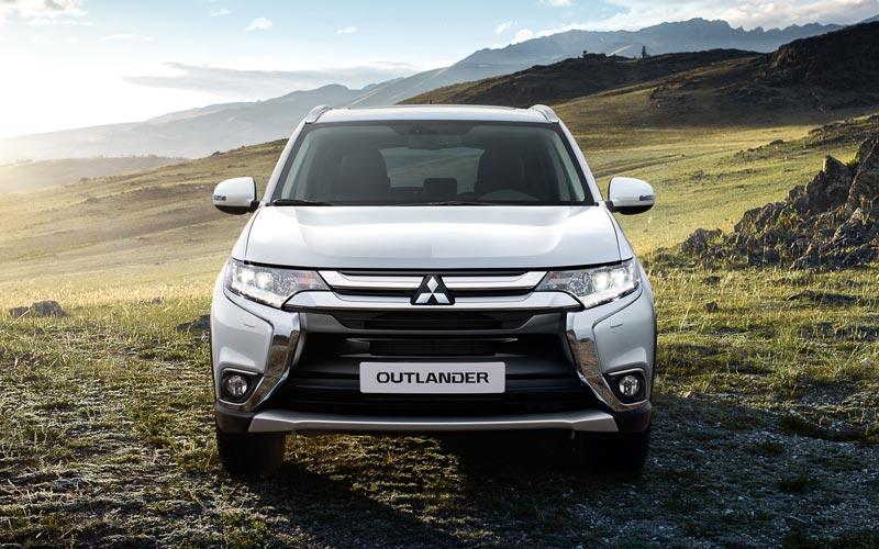 Фото Mitsubishi Outlander