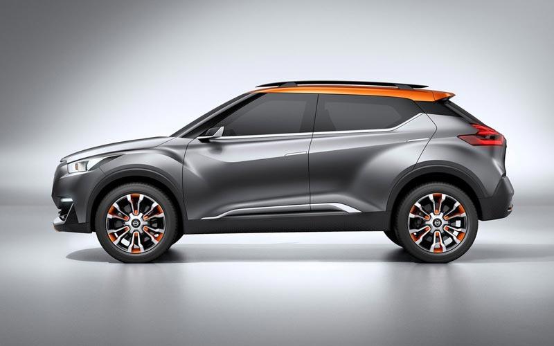 Фото Nissan Kicks Concept