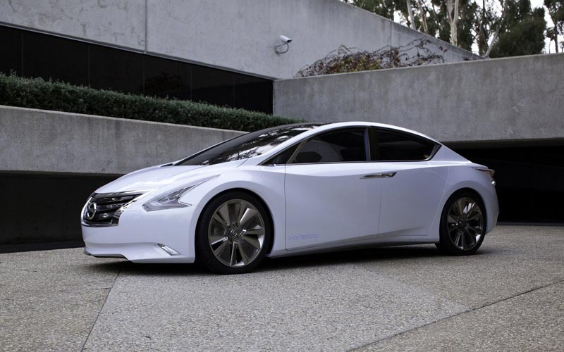 Фото Nissan Ellure Concept