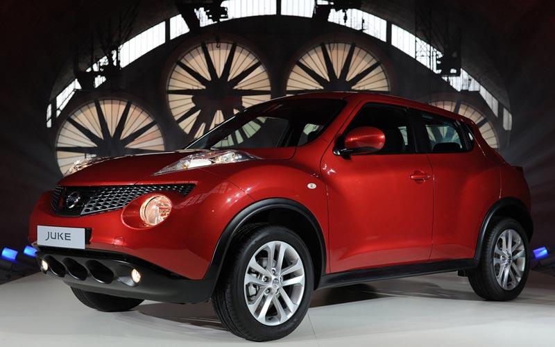 Фото Nissan Juke  (2010-2014)