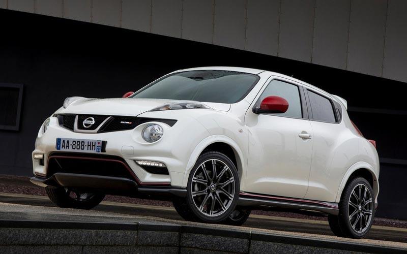 Фото Nissan Juke Nismo