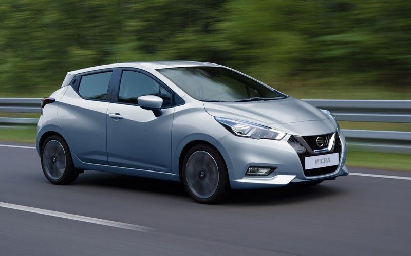 Фото Nissan Micra