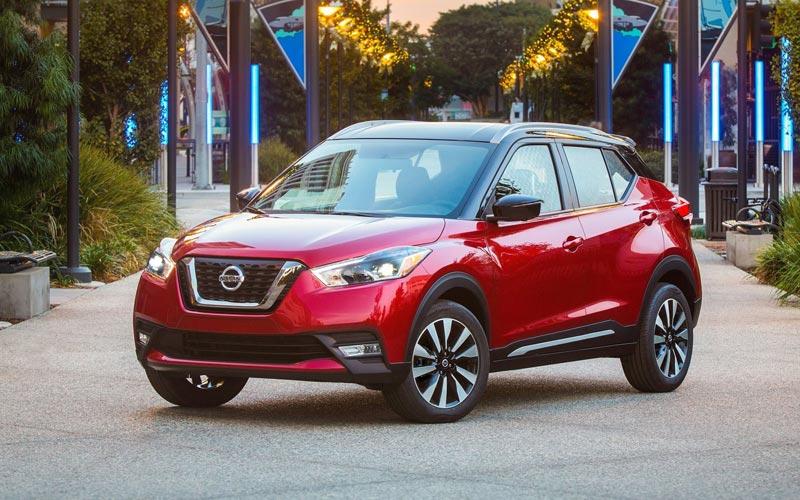 Фото Nissan Kicks